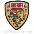 Apache County Sheriff's Office Patch
