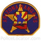 Arizona Rangers Patch