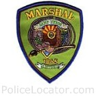 Camp Verde Marshal's Office Patch