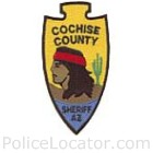 Cochise County Sheriff's Office Patch