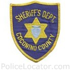 Coconino County Sheriff's Office Patch
