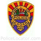 Eagar Police Department Patch