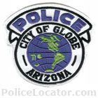 Globe Police Department Patch