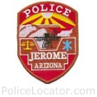 Jerome Police Department Patch