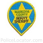 Maricopa County Sheriff's Office Patch