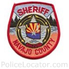 Navajo County Sheriff's Office Patch