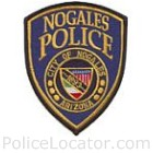 Nogales Police Department Patch