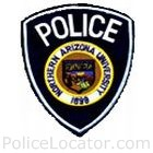 Northern Arizona University Police Department Patch