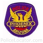 Phoenix Police Department Patch