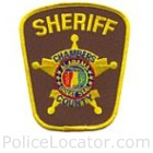 Chambers County Sheriff's Department Patch