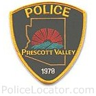 Prescott Valley Police Department Patch