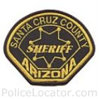 Santa Cruz County Sheriff's Office Patch