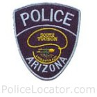 South Tucson Police Department Patch