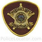 Tombstone Marshal's Office Patch