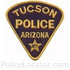 Tucson Police Department Patch
