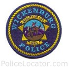 Wickenburg Police Department Patch