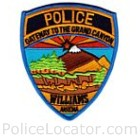 Williams Police Department Patch