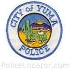 Yuma Police Department Patch