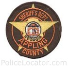 Appling County Sheriff's Office Patch