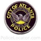 Atlanta Police Department Patch