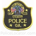 Austell Police Department Patch