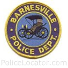 Barnesville Police Department Patch