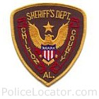 Chilton County Sheriff's Department Patch