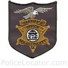 Ben Hill County Sheriff's Department Patch