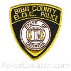 Bibb County Public Schools Campus Police Patch