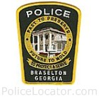 Braselton Police Department Patch