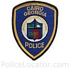 Cairo Police Department Patch