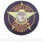 Calhoun County Sheriff's Office Patch