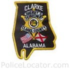 Clarke County Sheriff's Office Patch