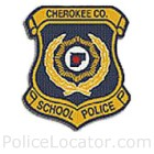 Cherokee County Schools Police Department Patch