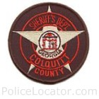 Colquitt County Sheriff's Office Patch