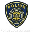 Columbus State University Police Department Patch