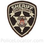 Coweta County Sheriff's Office Patch