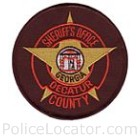 Decatur County Sheriff's Office Patch