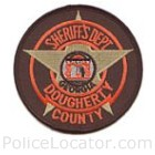 Dougherty County Sheriff's Department Patch