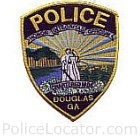 Douglas Police Department Patch