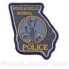 Douglasville Police Department Patch