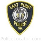 East Point Police Department Patch