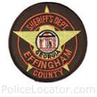 Effingham County Sheriff's Office Patch