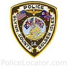Glynn County Police Department Patch