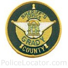 Grady County Sheriff's Office Patch