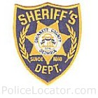 Gwinnett County Sheriff's Department Patch