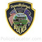 Hapeville Police Department Patch