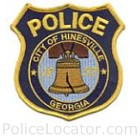 Hinesville Police Department Patch