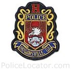 Hogansville Police Department Patch