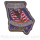 Jenkins County Sheriff's Office Patch